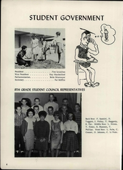 Page 6, 1963 Edition, Doolen Middle School - Thunderbird Yearbook (Tucson, AZ) online yearbook collection
