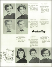 Page 16, 1956 Edition, Thunderbird Adventist Academy - Yearbook (Scottsdale, AZ) online yearbook collection
