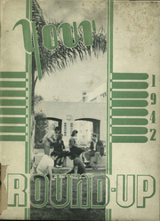 Page 1, 1942 Edition, Roosevelt High School - Round Up Yearbook (Los Angeles, CA) online yearbook collection