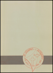 Page 3, 1959 Edition, St Josephs Academy - Villa Yearbook (Tucson, AZ) online yearbook collection
