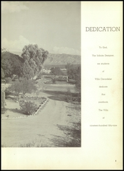 Page 9, 1959 Edition, St Josephs Academy - Villa Yearbook (Tucson, AZ) online yearbook collection