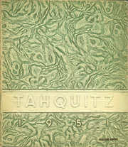 Page 1, 1951 Edition, Hemet High School - Tahquitz Yearbook (Hemet, CA) online yearbook collection