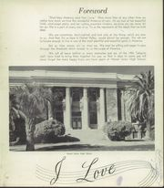 Page 7, 1951 Edition, Hemet High School - Tahquitz Yearbook (Hemet, CA) online yearbook collection