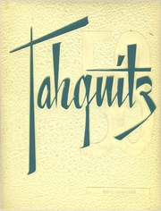 Page 1, 1958 Edition, Hemet High School - Tahquitz Yearbook (Hemet, CA) online yearbook collection