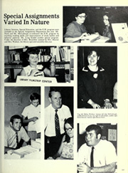 Page 203, 1970 Edition, Hemet High School - Tahquitz Yearbook (Hemet, CA) online yearbook collection