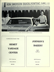 Page 213, 1970 Edition, Hemet High School - Tahquitz Yearbook (Hemet, CA) online yearbook collection
