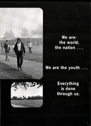 Page 11, 1969 Edition, Lowell High School - Minuteman Yearbook (Whittier, CA) online yearbook collection