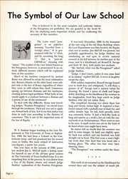 Page 8, 1958 Edition, University of Texas Law School - Peregrinus Yearbook (Austin, TX) online yearbook collection