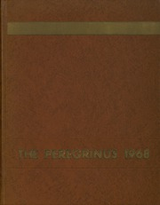 University of Texas School of Law - Peregrinus Yearbook (Austin, TX) online yearbook collection, 1968 Edition, Page 1
