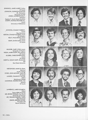 Page 108, 1977 Edition, University of Texas School of Law - Peregrinus Yearbook (Austin, TX) online yearbook collection