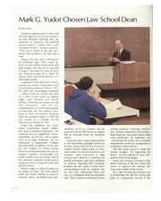 Page 10, 1985 Edition, University of Texas School of Law - Peregrinus Yearbook (Austin, TX) online yearbook collection