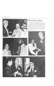 Page 17, 1985 Edition, University of Texas School of Law - Peregrinus Yearbook (Austin, TX) online yearbook collection