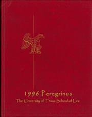 University of Texas School of Law - Peregrinus Yearbook (Austin, TX) online yearbook collection, 1996 Edition, Page 1