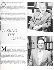 Page 15, 2000 Edition, University of Texas Law School - Peregrinus Yearbook (Austin, TX) online yearbook collection
