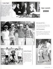 Page 17, 2000 Edition, University of Texas Law School - Peregrinus Yearbook (Austin, TX) online yearbook collection