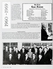 Page 8, 2000 Edition, University of Texas Law School - Peregrinus Yearbook (Austin, TX) online yearbook collection