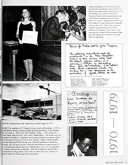 Page 9, 2000 Edition, University of Texas Law School - Peregrinus Yearbook (Austin, TX) online yearbook collection