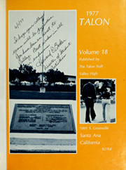 Page 5, 1977 Edition, Valley High School - Talon Yearbook (Santa Ana, CA) online yearbook collection