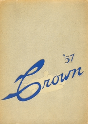 Page 1, 1957 Edition, Mater Dei High School - Crown Yearbook (Santa Ana, CA) online yearbook collection