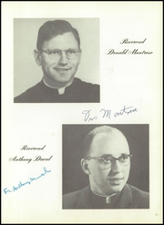 Page 13, 1957 Edition, Mater Dei High School - Crown Yearbook (Santa Ana, CA) online yearbook collection