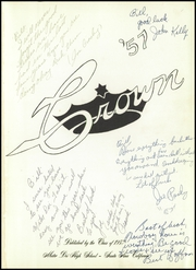 Page 3, 1957 Edition, Mater Dei High School - Crown Yearbook (Santa Ana, CA) online yearbook collection