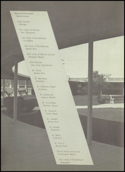 Page 8, 1957 Edition, Mater Dei High School - Crown Yearbook (Santa Ana, CA) online yearbook collection