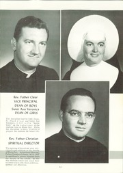 Page 15, 1963 Edition, Mater Dei High School - Crown Yearbook (Santa Ana, CA) online yearbook collection