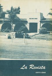 Page 1, 1951 Edition, Vista High School - La Revista Yearbook (Vista, CA) online yearbook collection