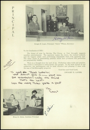 Page 10, 1951 Edition, Vista High School - La Revista Yearbook (Vista, CA) online yearbook collection