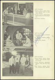 Page 11, 1951 Edition, Vista High School - La Revista Yearbook (Vista, CA) online yearbook collection