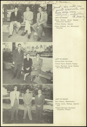 Page 13, 1951 Edition, Vista High School - La Revista Yearbook (Vista, CA) online yearbook collection
