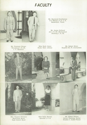 Page 10, 1952 Edition, Vista High School - La Revista Yearbook (Vista, CA) online yearbook collection