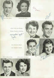 Page 16, 1952 Edition, Vista High School - La Revista Yearbook (Vista, CA) online yearbook collection