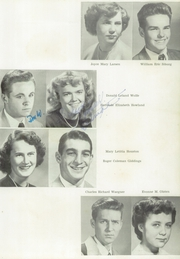 Page 17, 1952 Edition, Vista High School - La Revista Yearbook (Vista, CA) online yearbook collection