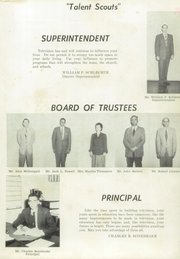 Page 7, 1952 Edition, Vista High School - La Revista Yearbook (Vista, CA) online yearbook collection