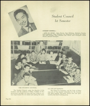 Page 10, 1953 Edition, Vista High School - La Revista Yearbook (Vista, CA) online yearbook collection