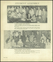 Page 12, 1953 Edition, Vista High School - La Revista Yearbook (Vista, CA) online yearbook collection