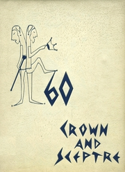 1960 Edition, San Marcos High School - Crown and Sceptre Yearbook (Santa Barbara, CA)