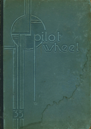 Phineas Banning High School - Pilot Wheel Yearbook (Wilmington, CA) online yearbook collection, 1933 Edition, Page 1