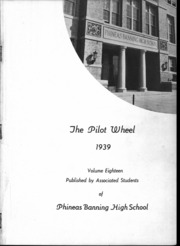 Page 5, 1939 Edition, Phineas Banning High School - Pilot Wheel Yearbook (Wilmington, CA) online yearbook collection
