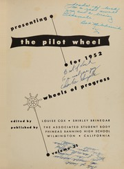 Page 5, 1952 Edition, Phineas Banning High School - Pilot Wheel Yearbook (Wilmington, CA) online yearbook collection
