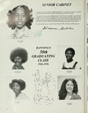 Page 14, 1976 Edition, Phineas Banning High School - Pilot Wheel Yearbook (Wilmington, CA) online yearbook collection