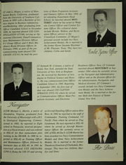 Page 11, 1996 Edition, USS Monterey (CG 61) - Naval Cruise Book online yearbook collection