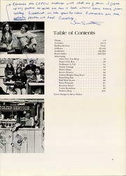 Page 11, 1972 Edition, Foothill High School - Shield Yearbook (Tustin, CA) online yearbook collection