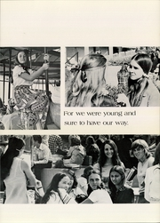 Page 9, 1972 Edition, Foothill High School - Shield Yearbook (Tustin, CA) online yearbook collection