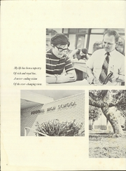 Page 8, 1973 Edition, Foothill High School - Shield Yearbook (Tustin, CA) online yearbook collection