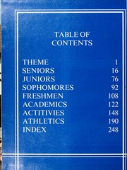 Page 6, 1981 Edition, Foothill High School - Shield Yearbook (Tustin, CA) online yearbook collection