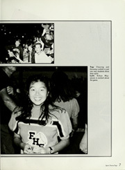 Page 11, 1987 Edition, Foothill High School - Shield Yearbook (Tustin, CA) online yearbook collection