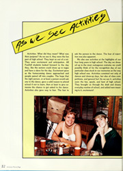 Page 16, 1987 Edition, Foothill High School - Shield Yearbook (Tustin, CA) online yearbook collection