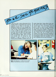Page 8, 1987 Edition, Foothill High School - Shield Yearbook (Tustin, CA) online yearbook collection
